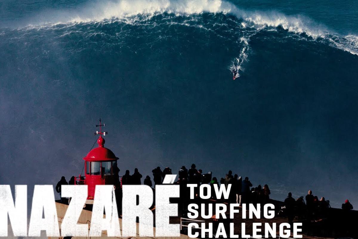 Luz Verde para el Nazaré Town Challenge 2020 este martes