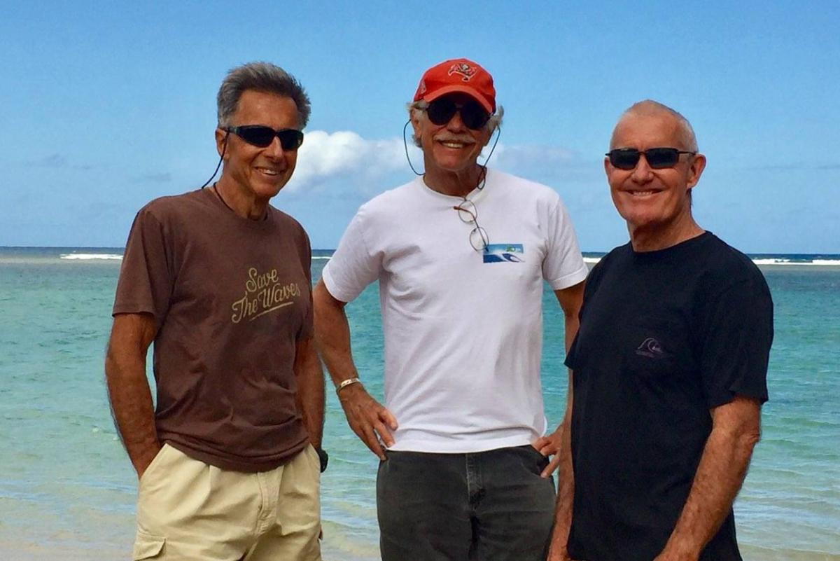 "Felipe Pomar: Programa ""Surfear hasta los 100"" comenzará gira en California"