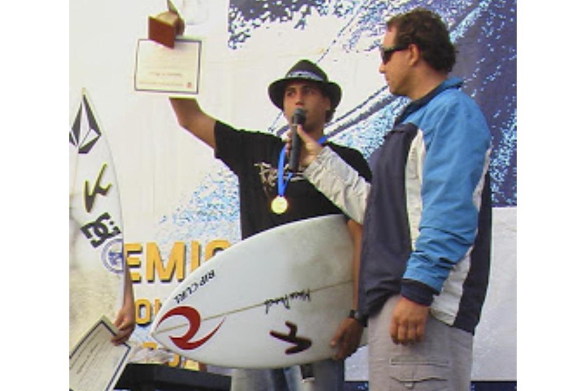 El día que el circuito peruano de surf marcó historia en los premios