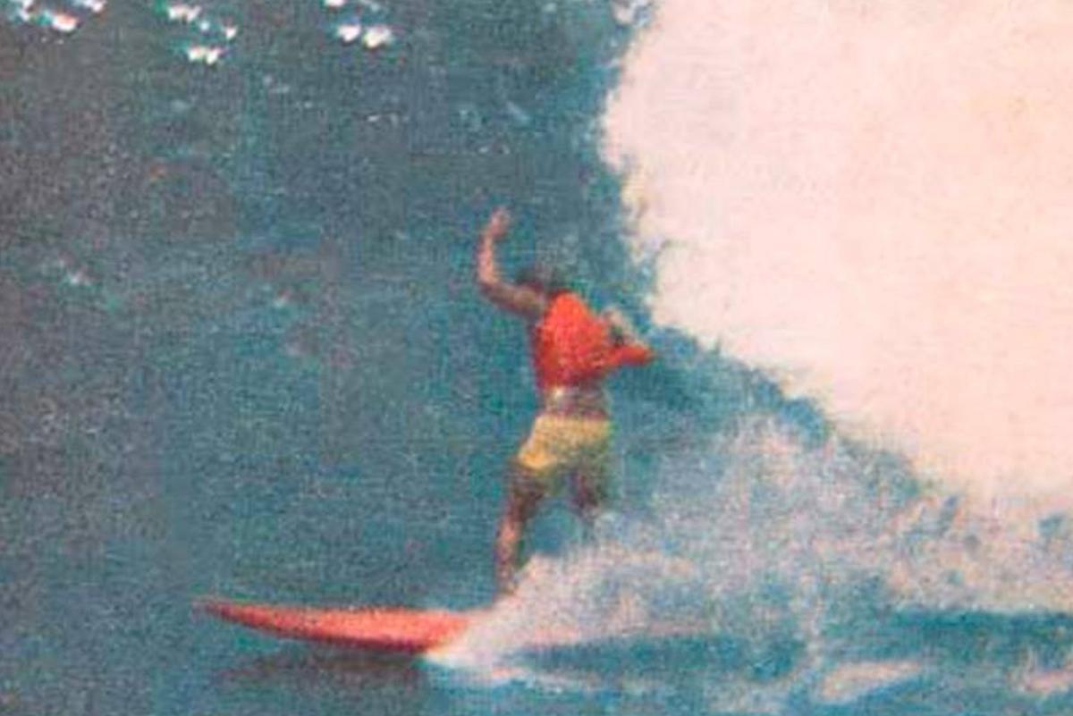 Sergio Barreda, el peruano que hizo historia en Sunset Beach