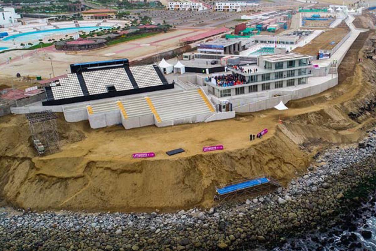 Centro de alto Rendimiento del surf se une a la lucha contra el COVID-19