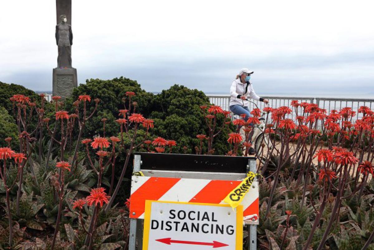 California: Santa Cruz vuelve abrir sus puertas al público