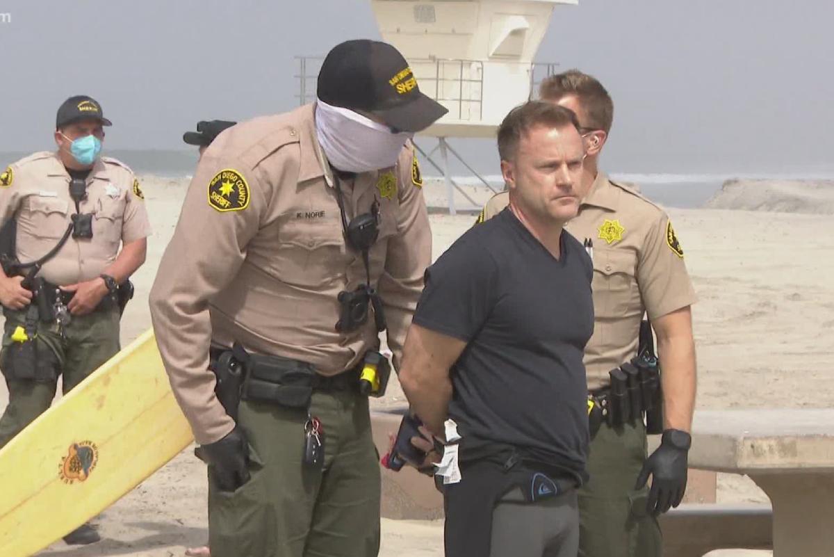 California: Protestas en San Diego contra condiciones de acceso a la playa