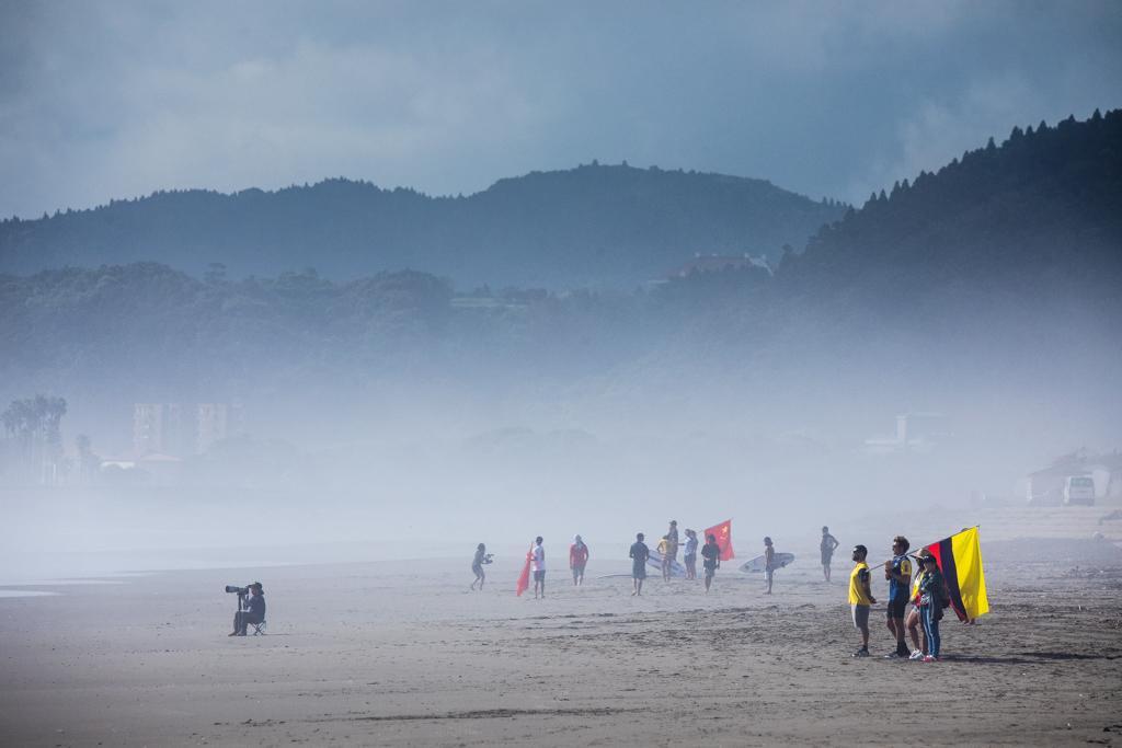 Colombia: Surfing prepara su regreso para fines de mayo
