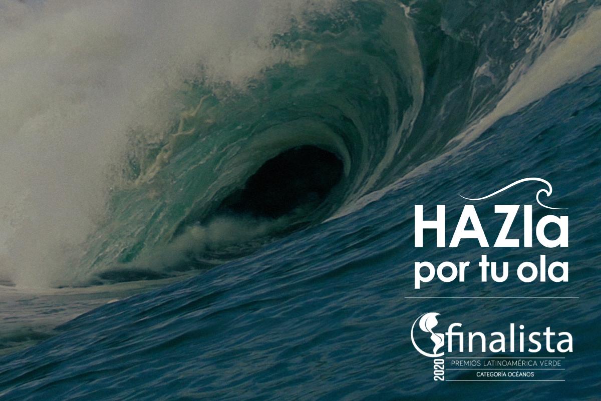 Campaña peruana de protección de olas es finalista en premios Latinoamérica Verde