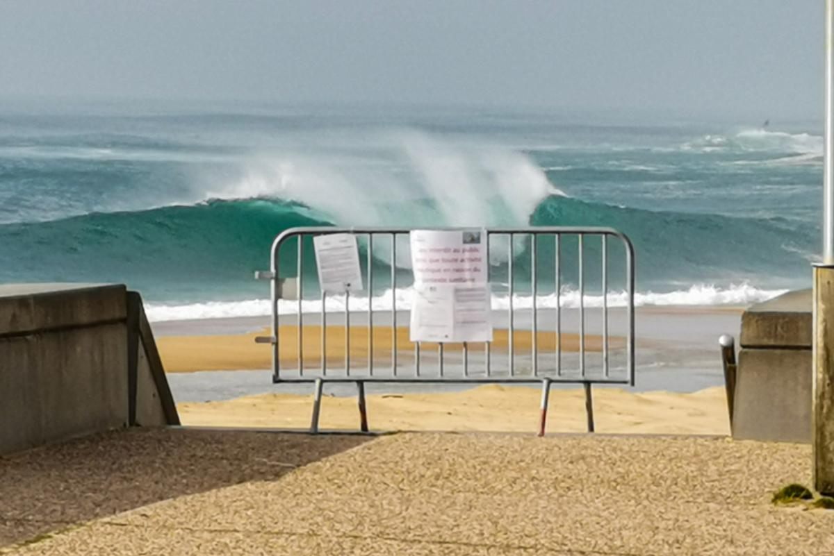 Francia comienza abrir playas en zonas con bajo riesgo de Covid-19