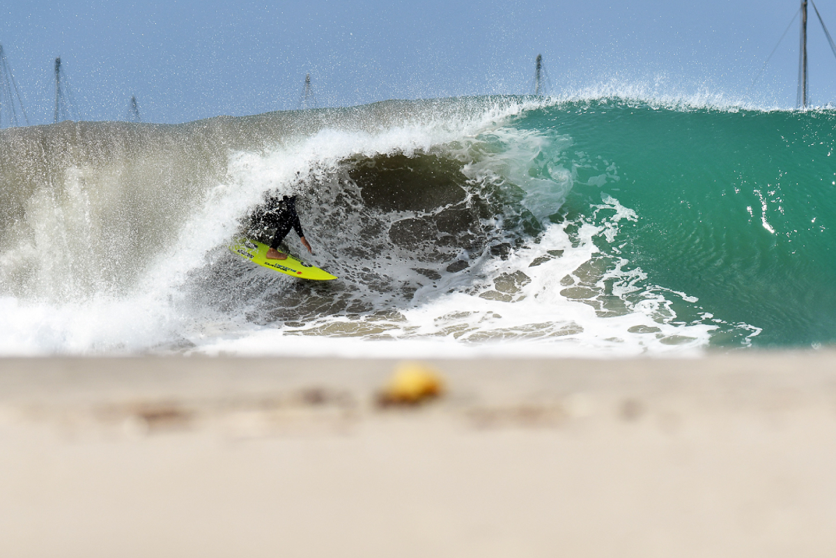 Cabo Blanco Pumping / Diciembre 2015