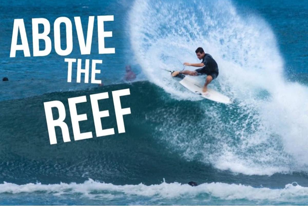 """""""Above The Reef"""", lo nuevo de Lucca Mesinas"""