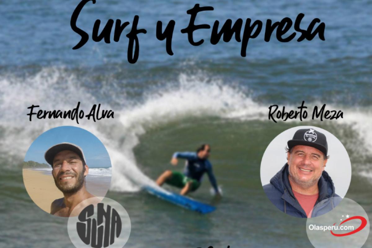 Surf y Empresa, este viernes en vivo