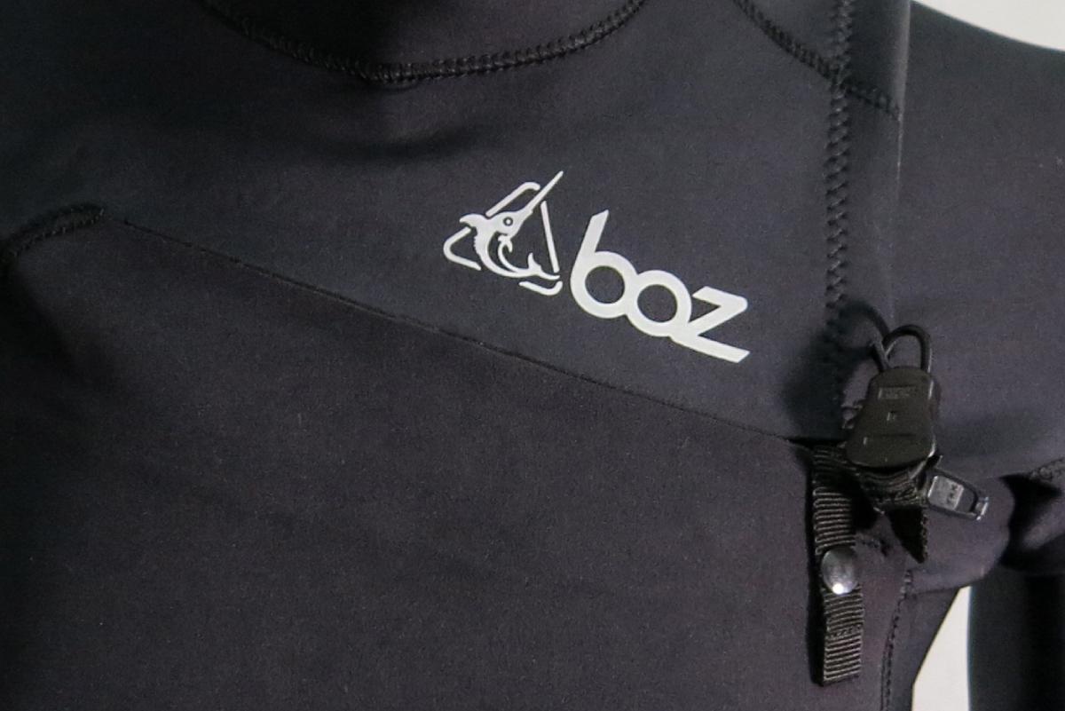 """Wetsuit Boz, """"se va con todo"""" este invierno"""