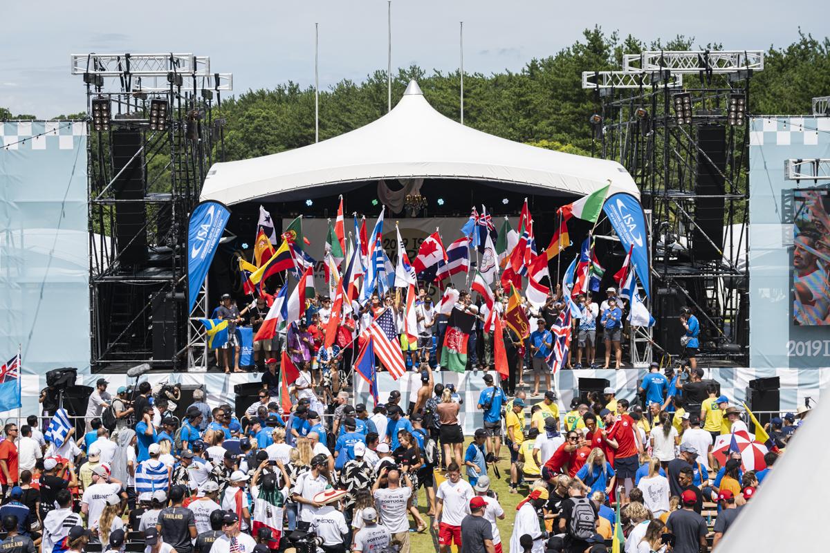 ISA recibe apoyo financiero del Comité Olímpico Internacional
