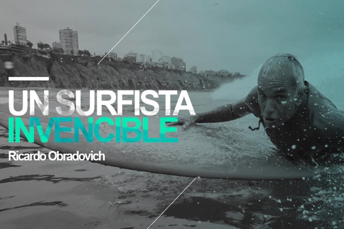 Ricardo Obradovich, el surfista invencible necesita ayuda