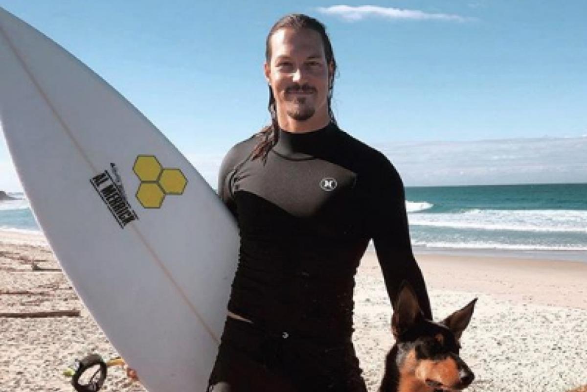 Snowboarder olímpico y ávido surfista encontrado muerto en Gold Coast