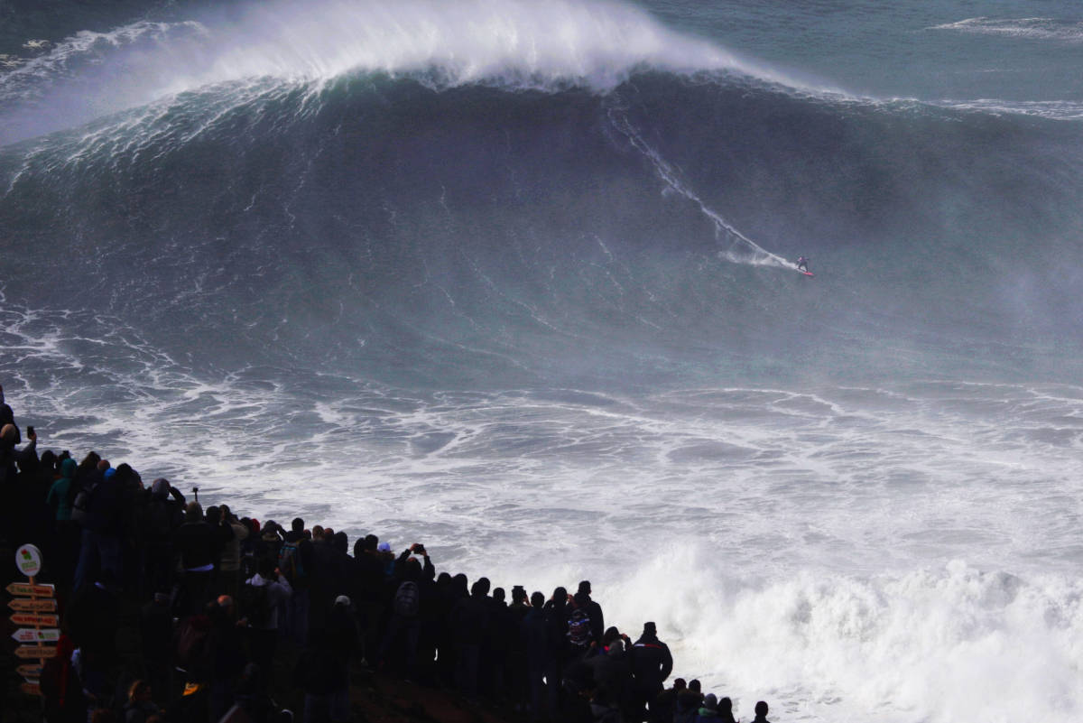 Olas pesadas nominadas a los Big Wave Awards 2020