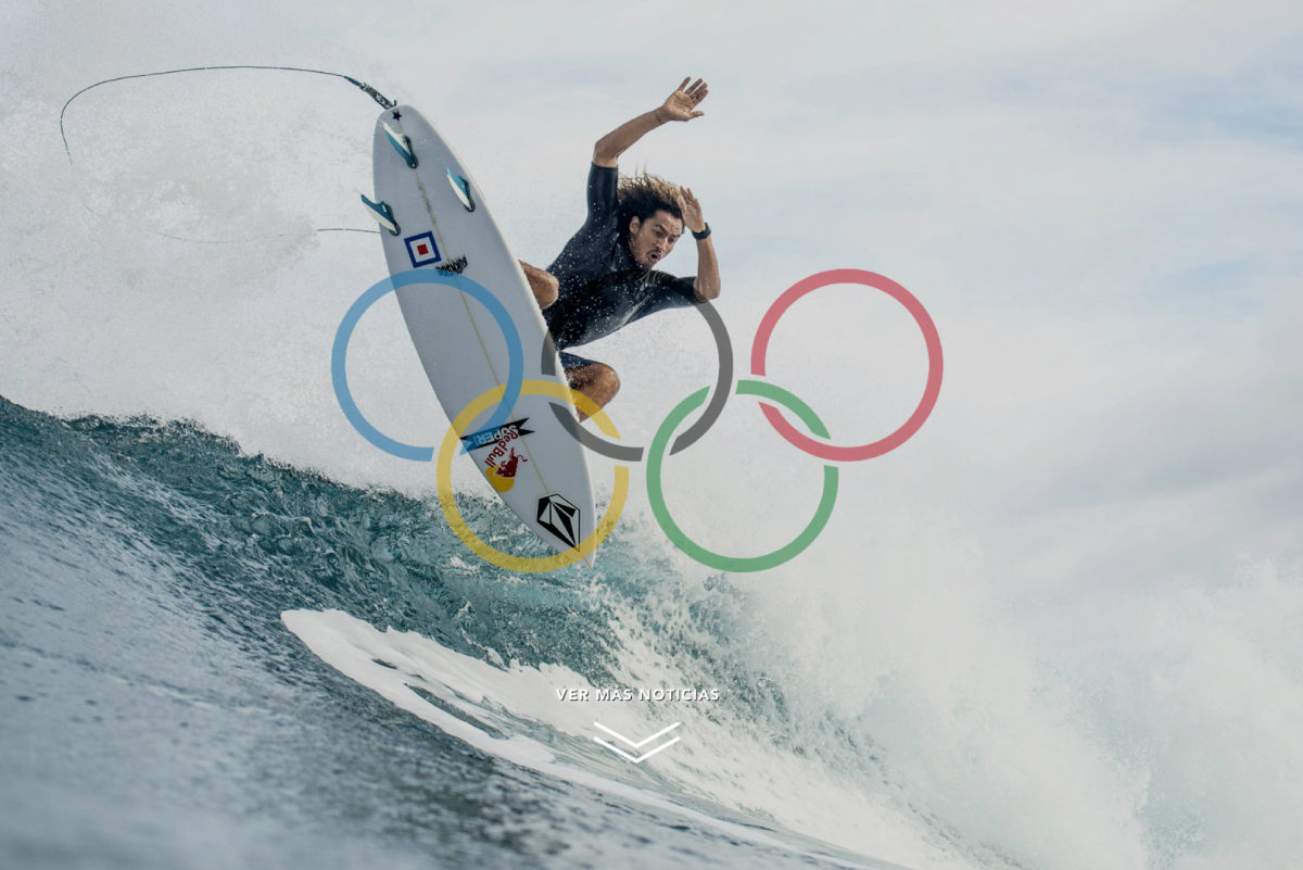 Se da a conocer panel de jueces y nuevo calendario para el debut del surf Olímpico