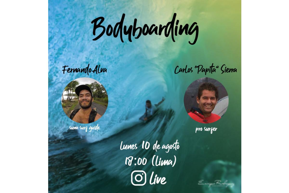 Entrevista: Inicios y evolución del bodyboard en el Perú
