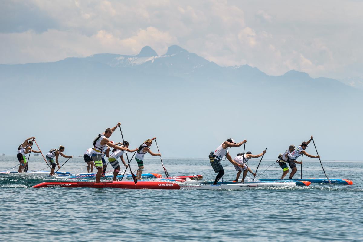 El TAS determina que la ISA gobierne el paddle surf a nivel olímpico