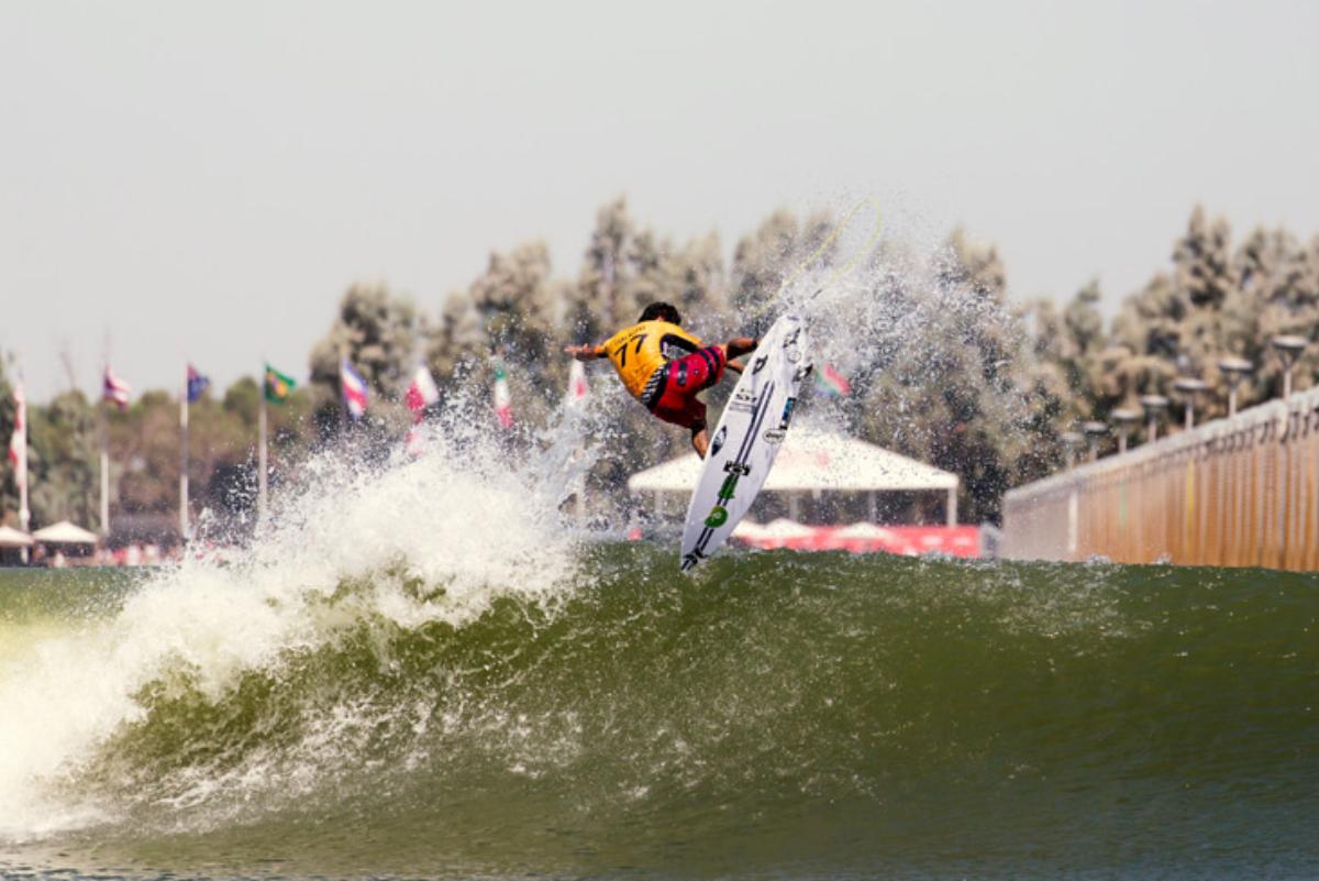 World Surf League: Así se llevó a cabo el primer evento de surf desde el inicio de la pandemia