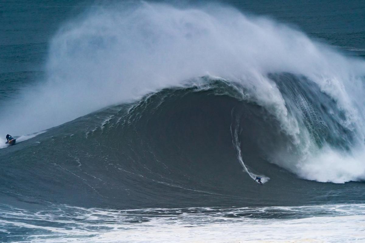 Big Wave Awards: Las mejores actuaciones del año para Kai Lenny y Justin Dupont