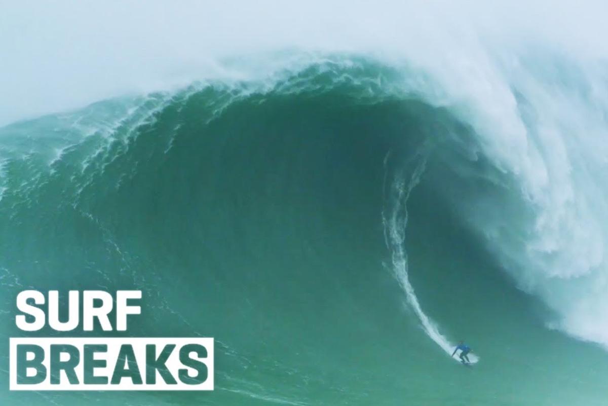 La ola más grande del año es para Kai Lenny