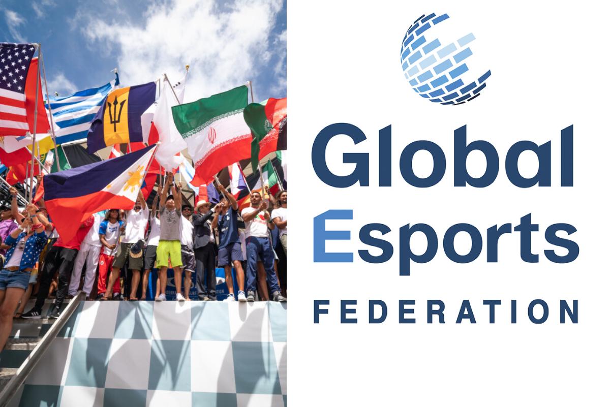 ISA se convierte en miembro de la Global Esports Federation