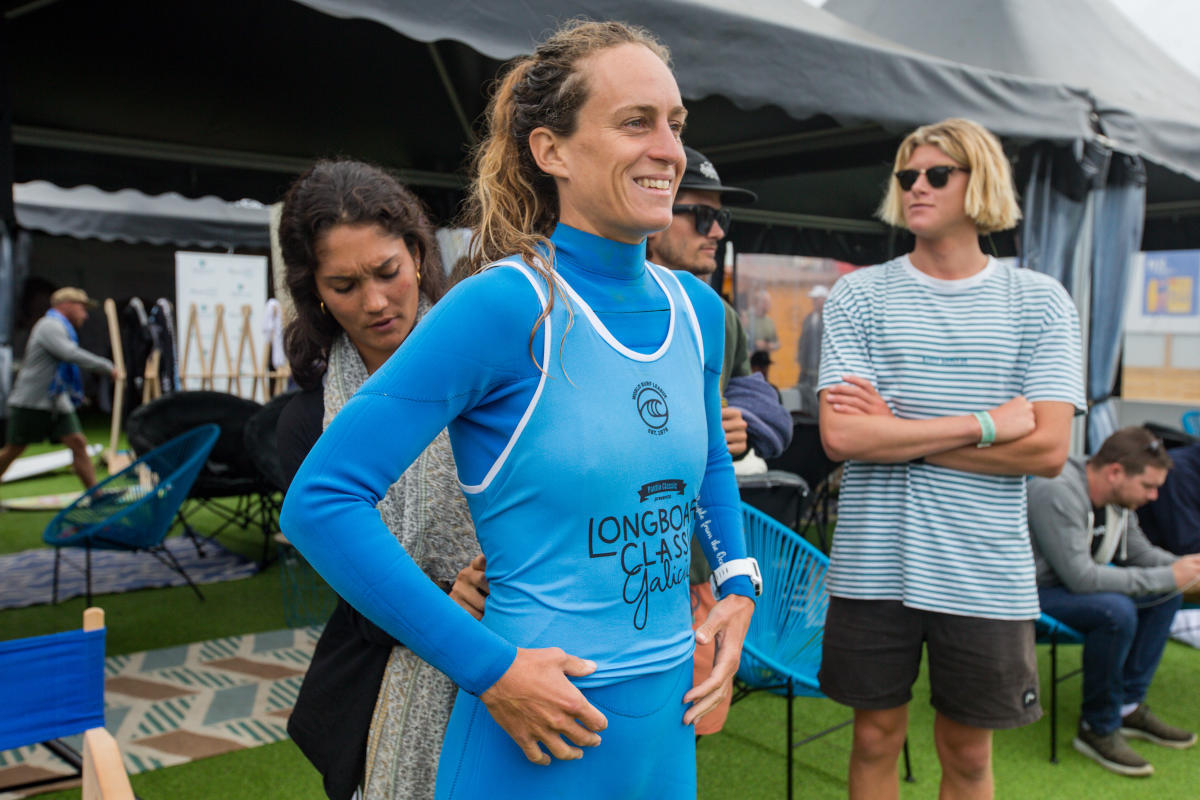 Big Wave Awards: Justine Dupont cuestiona récord mundial de Maya Gabeira