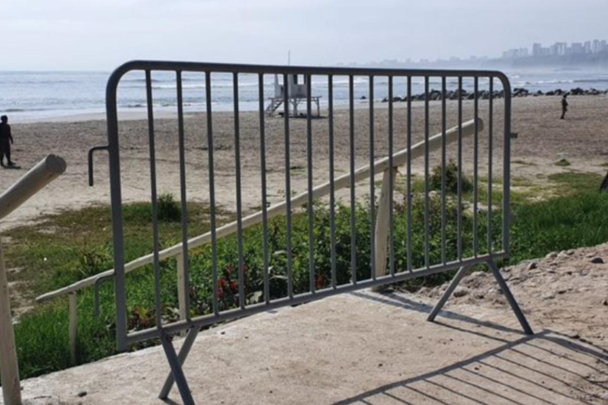Playas de Barranco y Chorrillos permanecerán cerradas al público los fines de semana