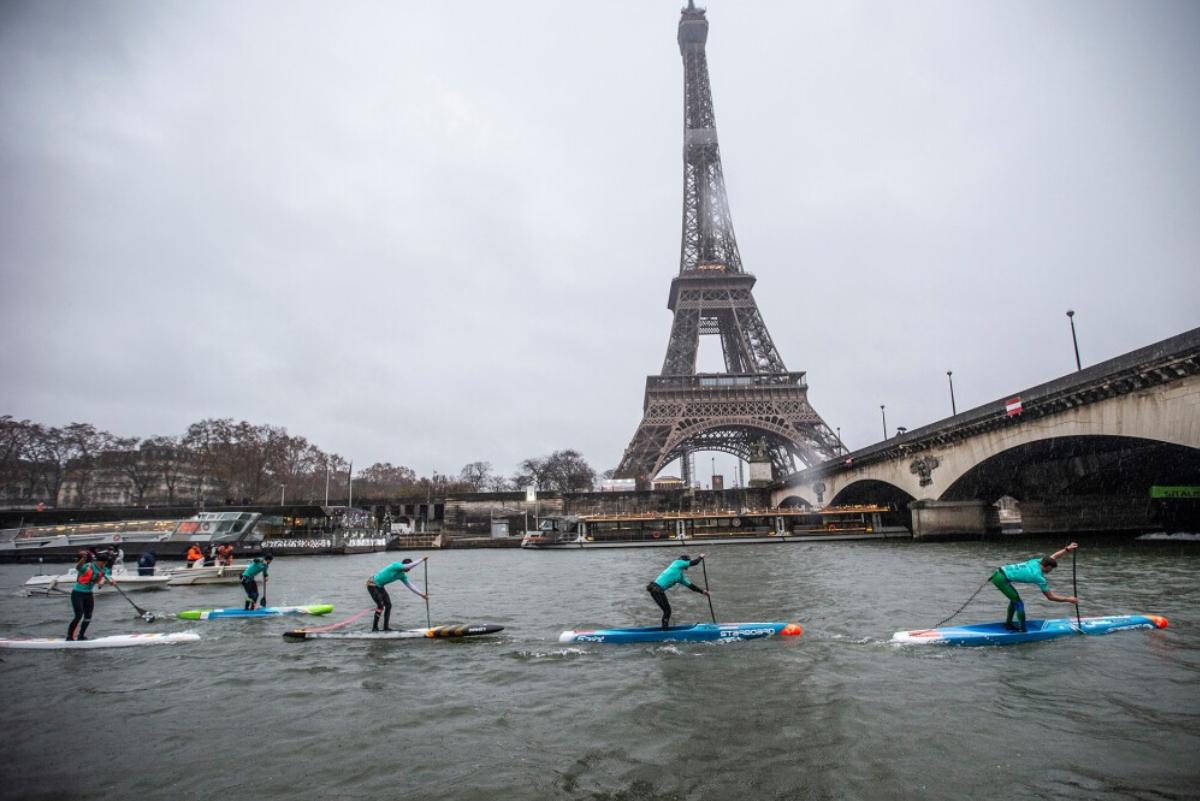 Temporada Standup Paddle del APP World Tour comenzará en mayo 2021