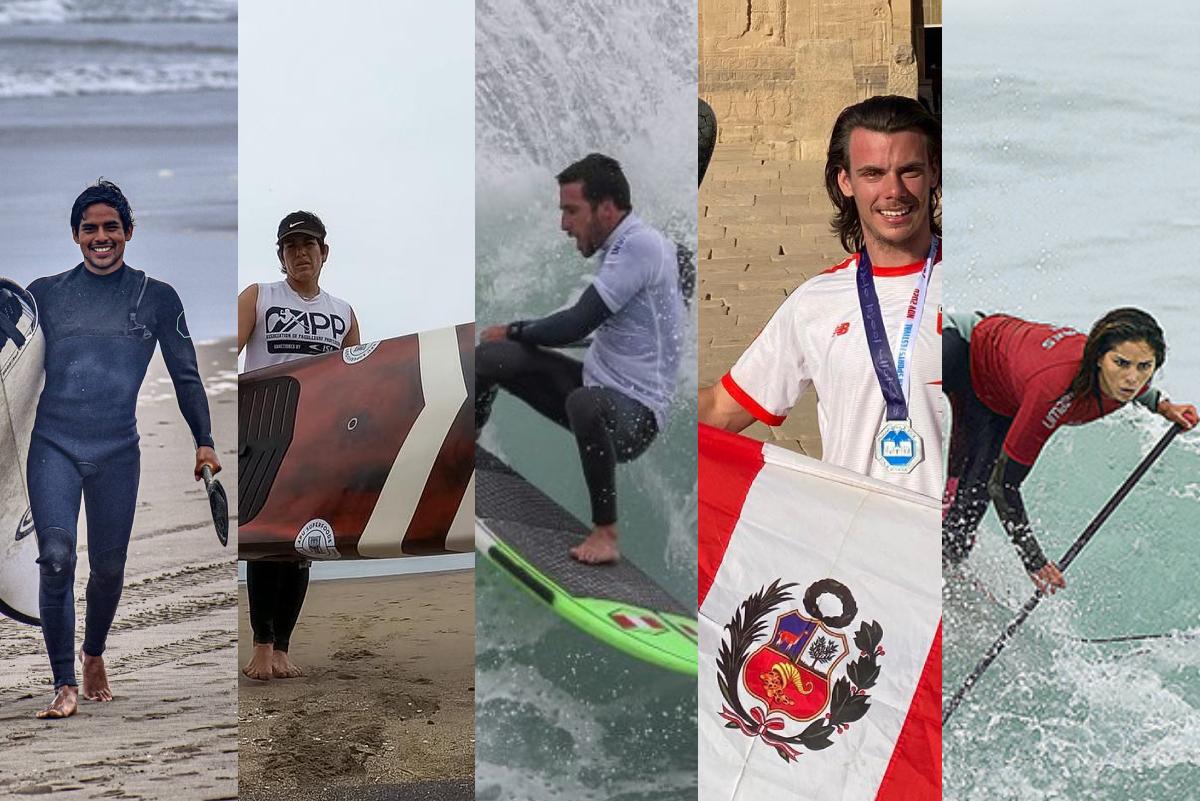 Tour Mundial de Stand Up Paddle 2021 contará con cinco peruanos