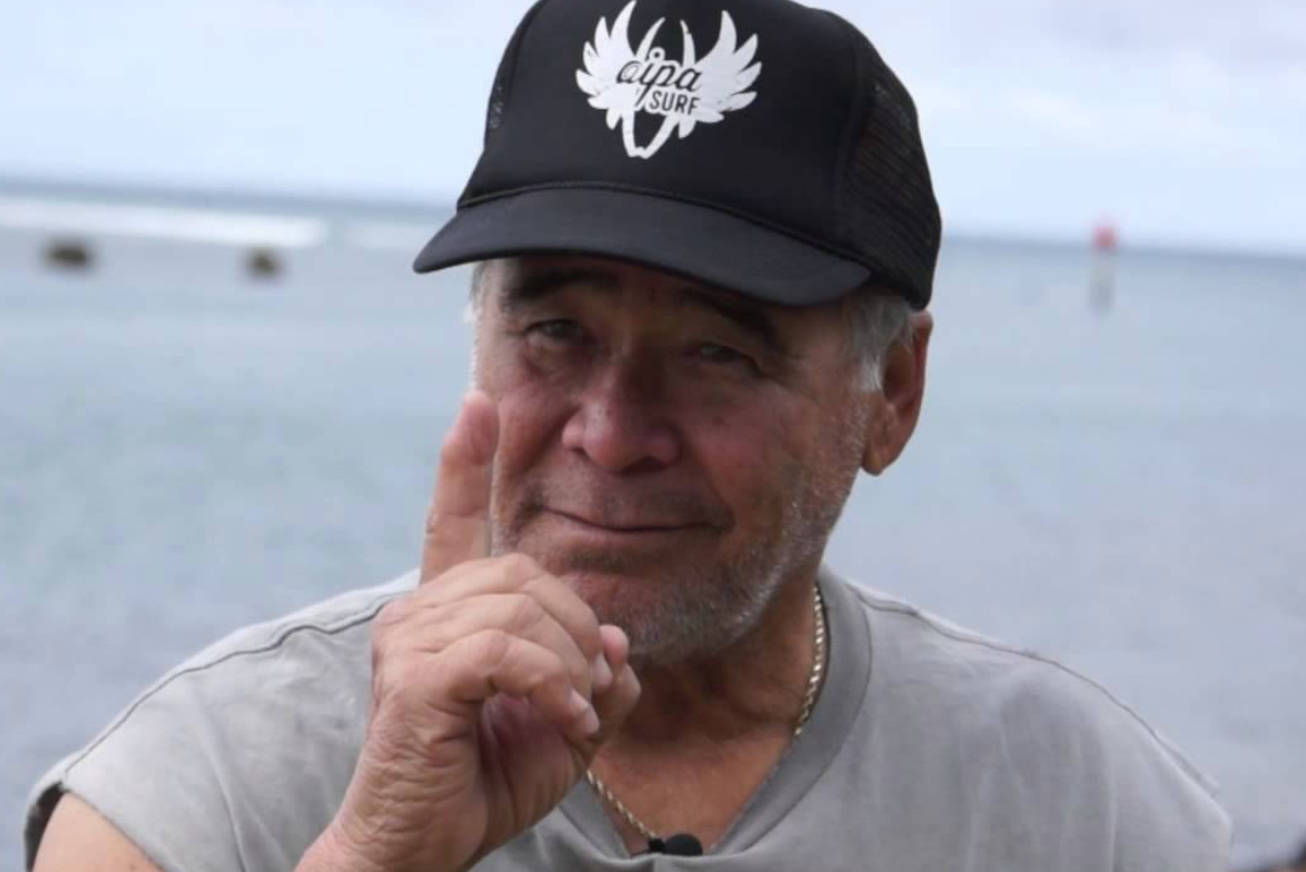 Muere leyenda hawaiana Ben Aipa