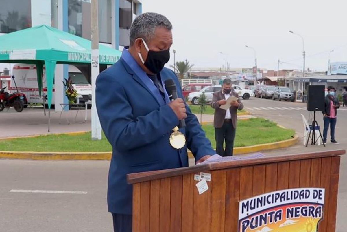 Alcalde de Punta Negra fallece de COVID-19