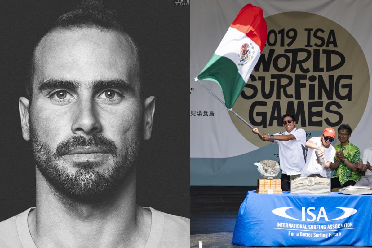 Javier Swayne es nombrado entrenador de la selección mexicana de surf