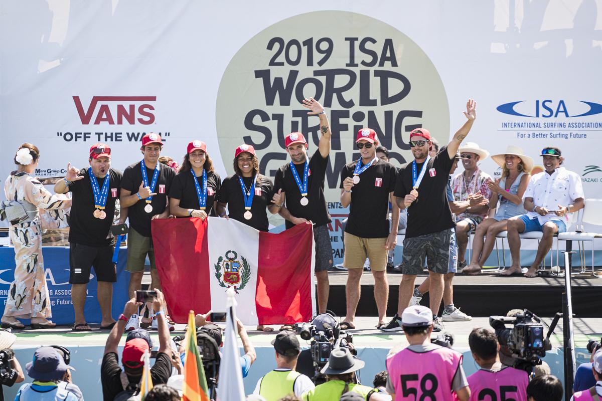 Nuevo récord de participantes en el Mundial ISA El Salvador
