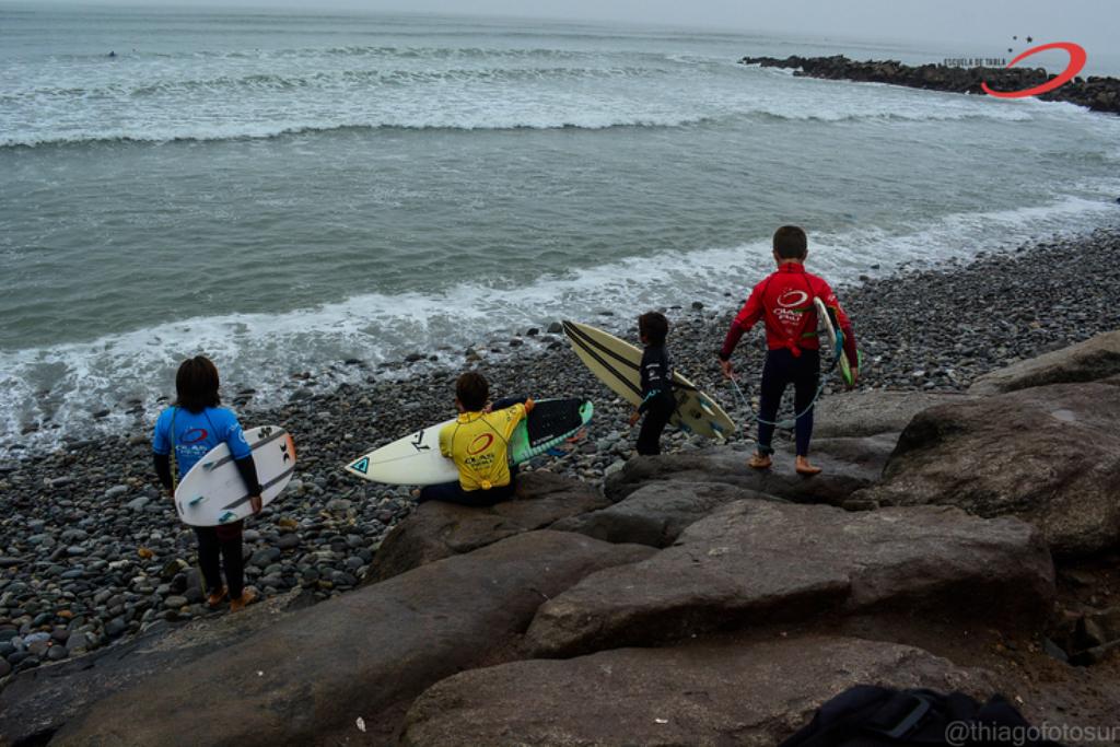 Más imágenes del Circuito Internacional Semillero Olas Perú