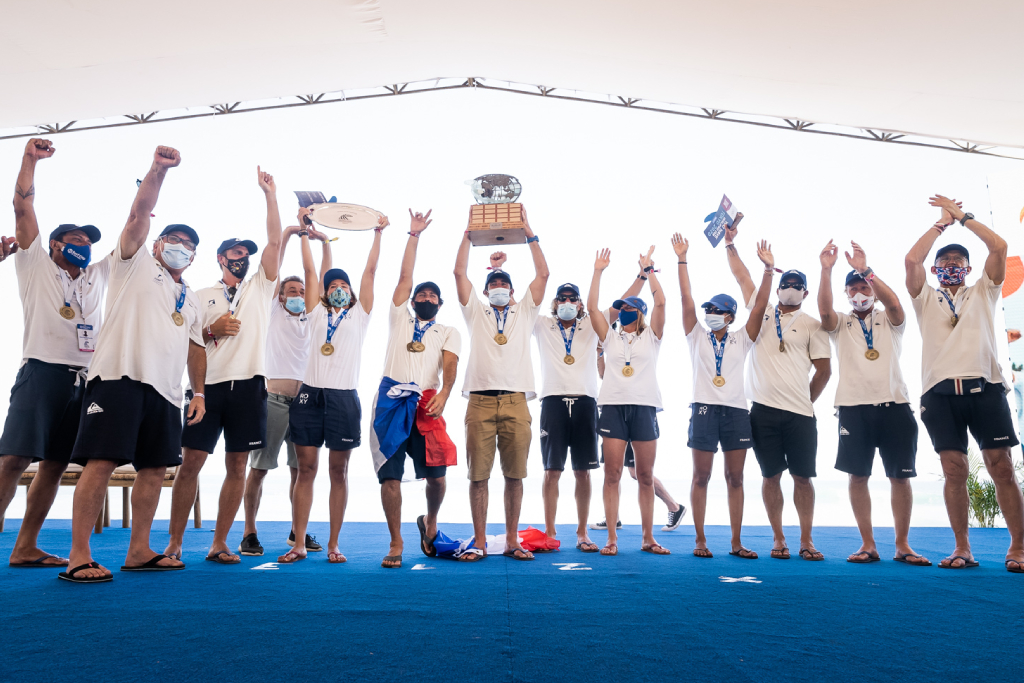 Surfers del CT ausentes en Mundiales ISA fueron aprobados para estar en los Juegos Olímpicos