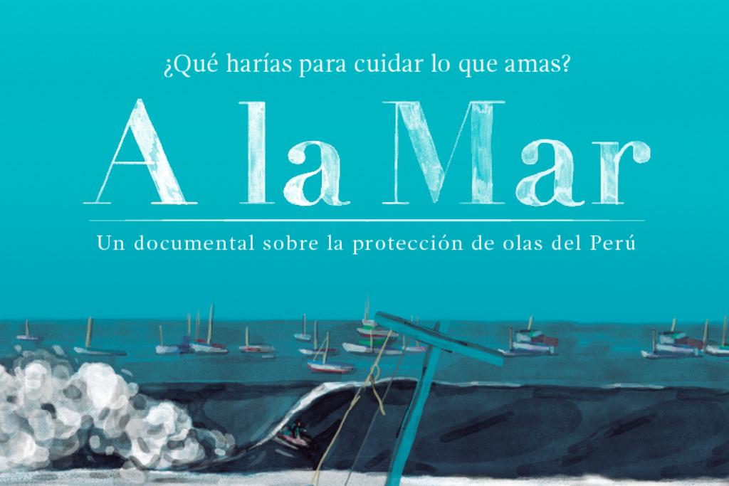 """""""A la Mar"""" en el Ciclo de Cine: """"Historias para el Bicentenario"""""""