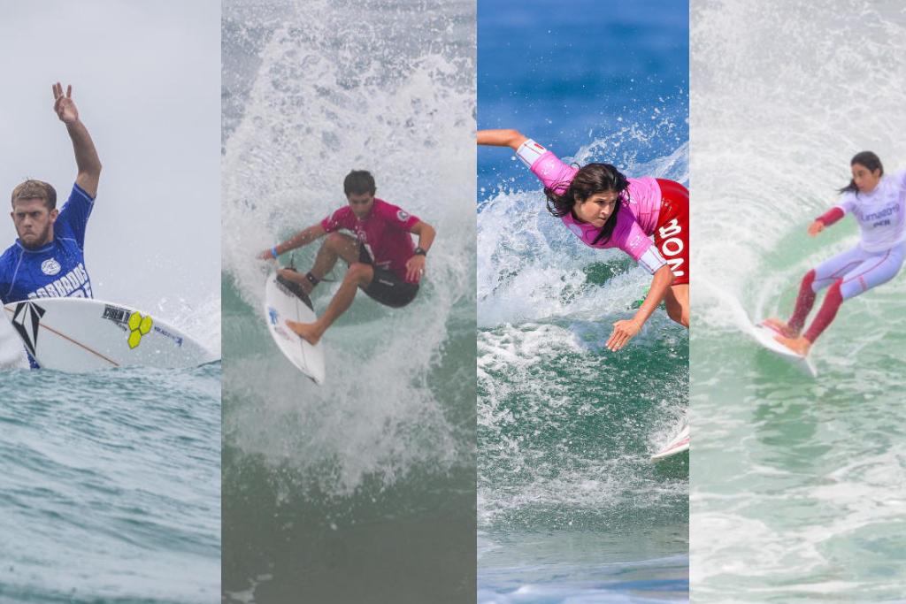 Generación dorada: Surfing peruano a horas de hacer historia en Tokio