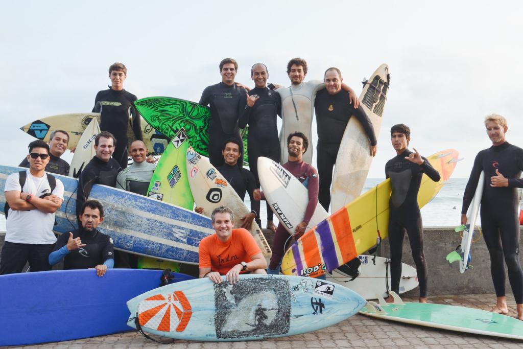 "Christian Surfers Perú: ""Caminando en la Tabla"" - Segundo devocional"