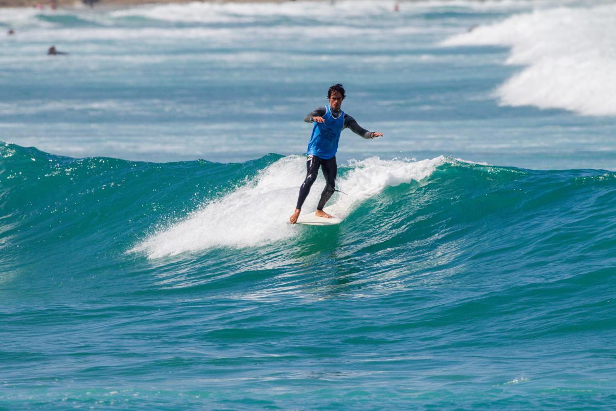 Lucas Garrido Lecca definirá mundial de Longboard en Malibú