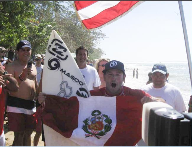 La hazaña del Patriarca: Magoo De La Rosa Toro campeón mundial 2007