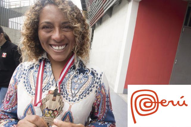 Analí Gómez embajadora de la Marca Perú