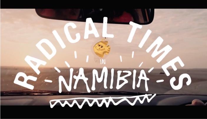 Namibia, el templo para creer en un poder superior
