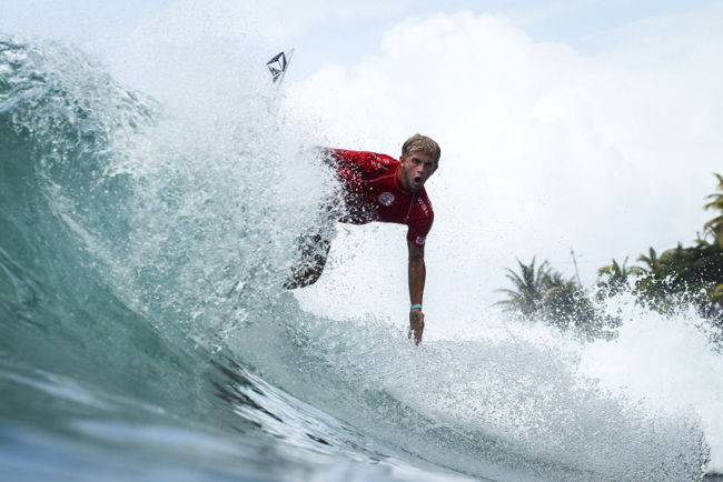 Tudela se despide del Australian Open of Surfing