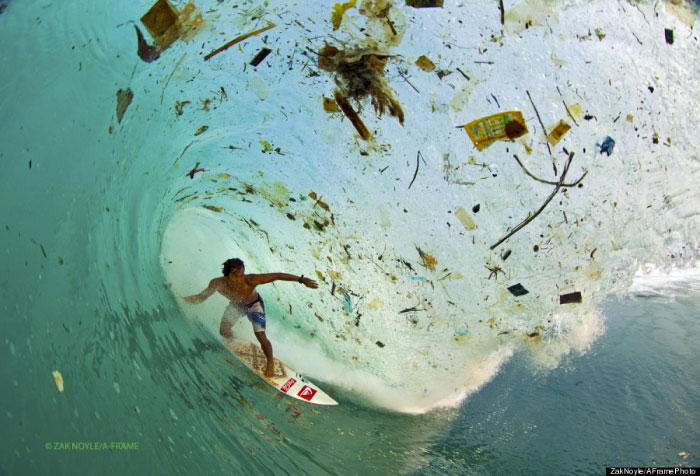 Top 10 de los tipos de basura más comunes que encontramos en la playa