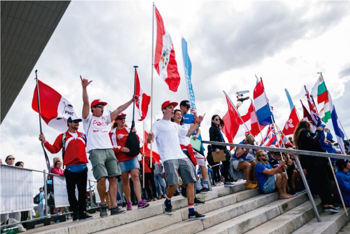 Perú listo para su participación en el Mundial de paddleboard ISA en las frías aguas de Dinamarca
