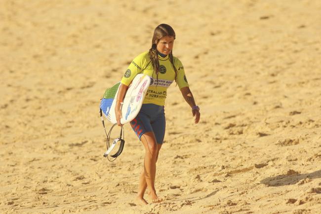 Fin para los peruanos en el Australian Open of Surfing