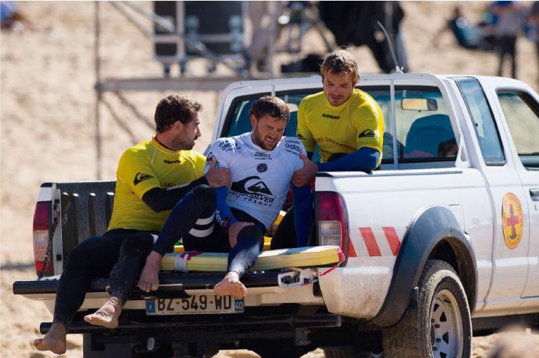Alejo Muniz y Lakey Peterson tampoco serán parte de la primera fecha del circuito mundial de surf