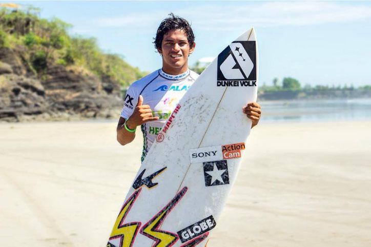 Del Castillo prepara la artillería para su debut en la Polinesia Francesa