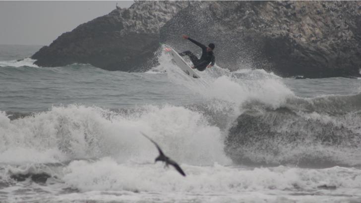 Rampitas para volar - Sebastián Correa desde Puerto Viejo