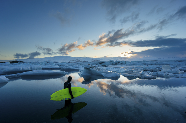 VIDEO: Artic Swell con Chris Burkard